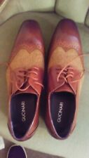 Mens formal shoes, Gucinari, size 44, Leather. Brand new.