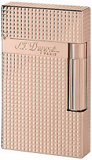 S.T. Dupont Ligne 2, Pink Gold Diamond Head, 16424 (ST016424), New In Box