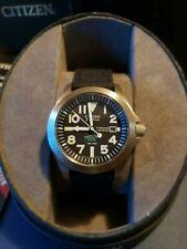 40mm Super Titanium Citizen Royal Marine Commando Watch