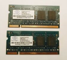 512MB (2x 256MB) DDR2 RAM PC 5300S 200 Pin für Zb Mac Mini, iMac, MacBook
