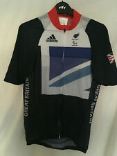 Adidas Cycling bike shirt jersey XL london 2012 mens team GB issue