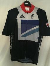 Adidas Cycling bike shirt jersey XL london 2012 mens team GB issue