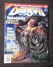 2000 TSR AD&D Dungeons & Dragons Magazine #266 & 275 VF+ LOT of 2