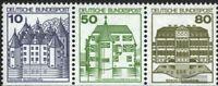 BRD (BR.Deutschland) W76 postfrisch 1982 Burgen und Schlösser