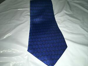 DESIGNS BY A ROGERS MEN'S Neck Tie, Classic Look, Used, Color Blue🔥FREESHIP 🔥