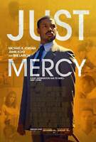 Nur Mercy Original Filmposter Zweiseitig Final Stil - Michael B Jordan