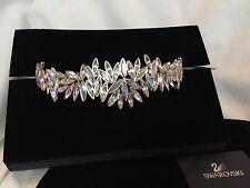 Genuine Swarovski Cosmos Aurora Borealis Crystal Tiara