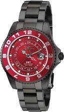 New Womens Invicta 18250 Grand Ocean GMT Steel Bracelet Watch