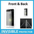 LG G5 INVISIBLE écran protecteur Complet AVANT & ARRIÈRE - Standard Militaire
