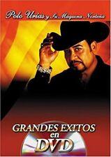 Polo Urias y Su Maquina Nortena: Grandes Exitos En DVD NEW