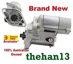 Starter Motor For Toyota Hilux LN147R LN167R LN172R 3.0L (5L) DIESEL 1983-2005