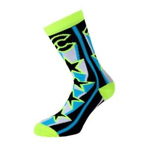 Cinelli Sock Collection: 'Stars' Cycling SOCKS - made in Italy