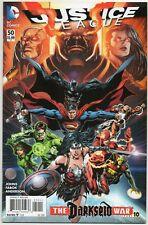 JUSTICE LEAGUE 50 / 1st Jessica Cruz Green & 3 Jokers mentioned / DC COMICS NM