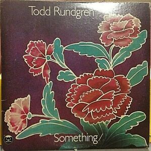 TODD RUNDGREN Something/Anything  Double Album Released 1972 Vinyl/Record USA