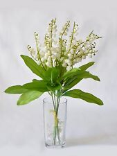 Artificial Lily of the Valley Bunch - 6 stems