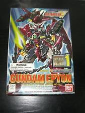 Bandai Gundam Wing Mobile Suit Epyon Oz-13Ms 1:144 Boxed