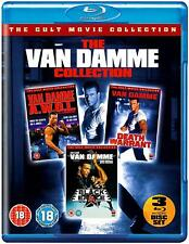 The Van Damme Collection  Awol /Death Warrant / Black Eagle [Blu Ray]