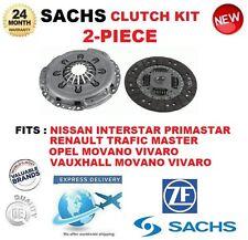 Para Interstar Primastar Trafic Master Movano Vivaro 2001-on Sachs 2 Pzas