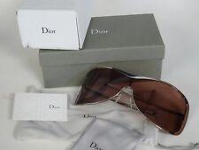 482d85c26b5c CHRISTIAN DIOR DIOR RAGGA1 KJ4 115 SHIELD SUNGLASSES w  BOX   MADE IN ITALY