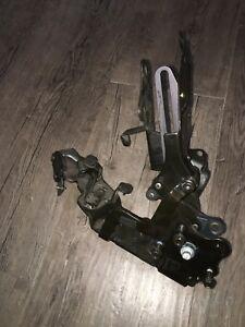 2002 Lexus SC430 Convertible Rear Deck Flamp Mechanicals Right