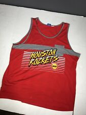 Houston rockets Adidas  Tank Top Vintage Sz 2XL