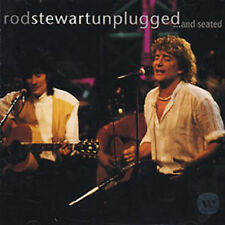 Rod Stewart : Unplugged... And Seated CD (2009) ***NEW***