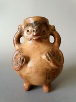 Vase Maya Honduras 600 à 900 après-Jc art précolombien pre columbian