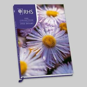 Royal Horticultural Society 2022 The Collection Desk Diary