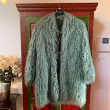 Mongolian fur coat