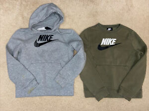 Nike Lot Of Boys Hoodies Size S
