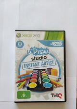 uDraw Studio Instant Artist Xbox 360 Game USED