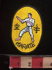Martial Arts KARATE Patch 77V5