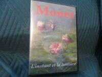 """DVD NEUF """"CLAUDE MONET : L'INSTANT ET LA LUMIERE"""" documentaire"""