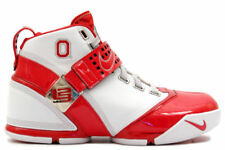 Nike LeBron 5 V Sample Promo Ohio State Size 11 DS Elite Lot Jordan 4 9 11 7 OSU