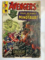 Avengers #17 - Hulk Iron Man Thor Captain America Marvel Comics