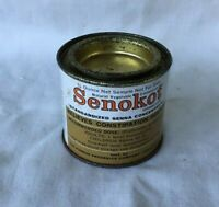 *Vintage Advertising Medicine Tin SENOKOT FOR CONSTIPATION