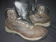HI-Tec Brown Waterproof Hiking Trail Boot Men's 9.5M