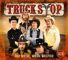 TRUCK STOP - DER WILDE,WILDE WESTEN  3 CD NEU