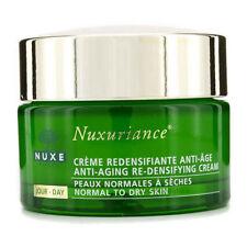 Productos de cuidado del rostro pieles secas NUXE