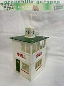 Greenhills Scalextric Vintage Control Tower Building A208 - Used - ACC3123