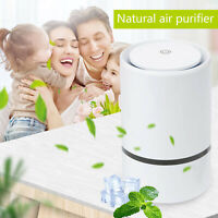 Portable Air Purifier Air Cleaner for Home with HEPA Filter Upgraded Low Noise