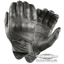 Damascus ATX95XLG X-Large Tactical Black Leather Atx95 Gloves w/ Knuckle Armor