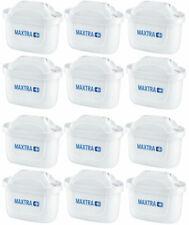 Brita 1030029 Maxtra Plus Water Filter Cartridge - White, Pack of 12