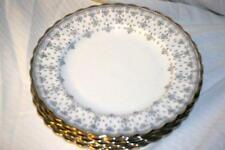 Copeland Spode Fleur de Lys Grey  Salad Plate