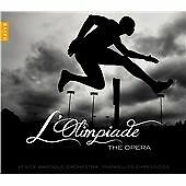Venice Baroque Orchestra LOlimpiade: The Opera (the Olympic  CD ***NEW*** SEALED