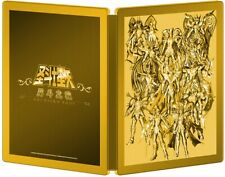 PS4 Saint Seiya Soldiers' Soul Steelbook China Edition extremely Rare Brand new