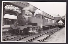 Ireland Donegal Londonderry Victoria Rd Railway Station loco ERNE 1951 photo