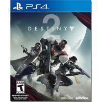 Destiny 2 PlayStation 4, PS4 Brand New Sealed
