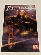 The Eternals #4 November 2006 Marvel Comics MOVIE Coming KEY