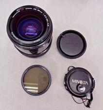Minolta Maxxum 28-85mm f/3.5-4.5 AF Lens - Minolta Maxxum 7000 Mount
